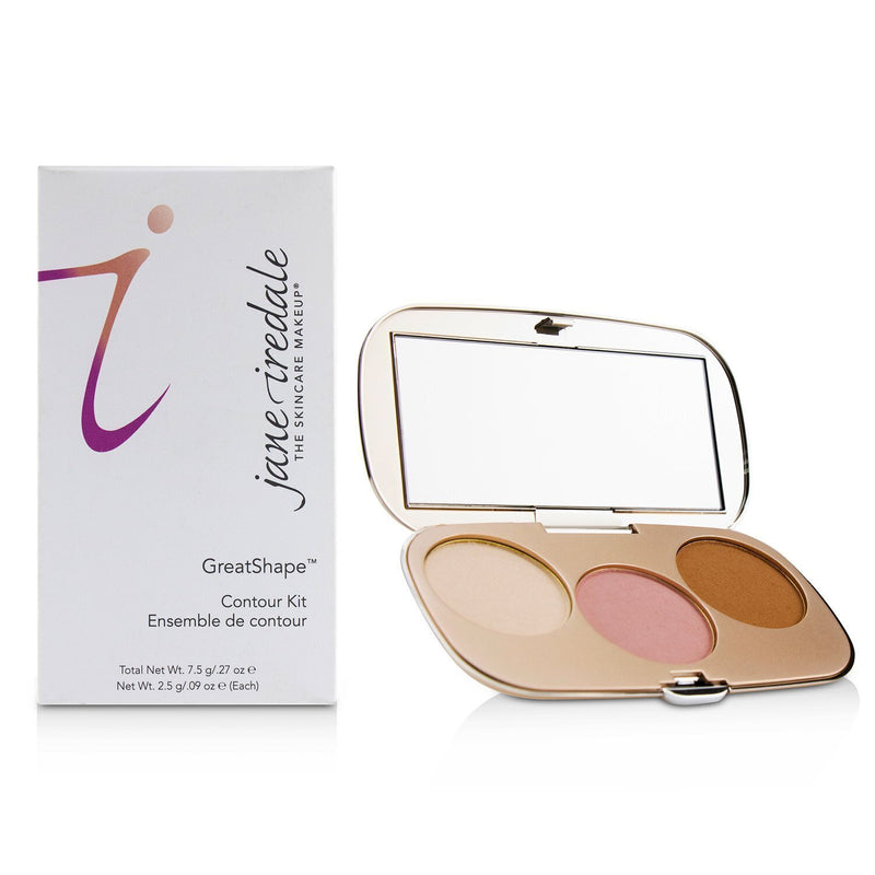 Great Shape Contour Kit (1x Highlight, 1x Blush, 1x Contour)