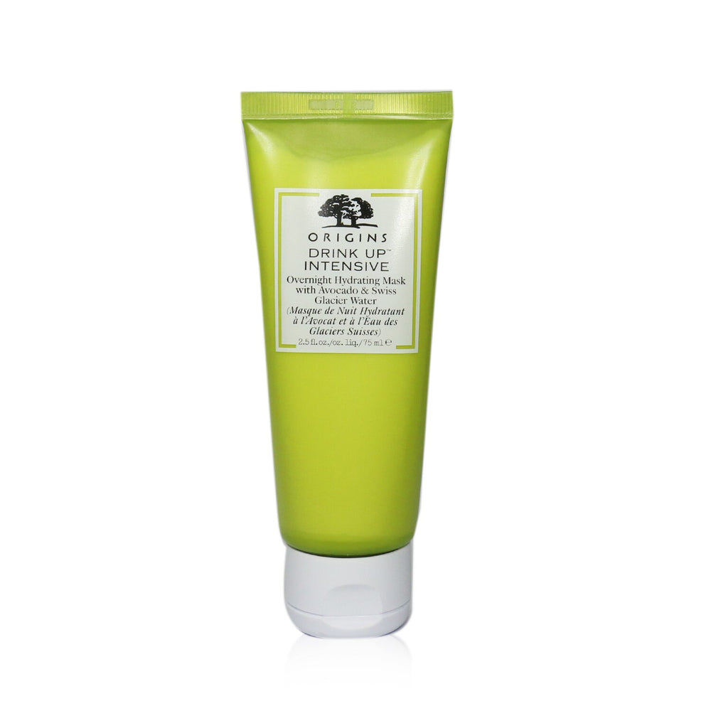 Drink Up Intensive Overnight Hydrating Mask With Avocado  Swiss Glacier Water (For Normal  Dry Skin)