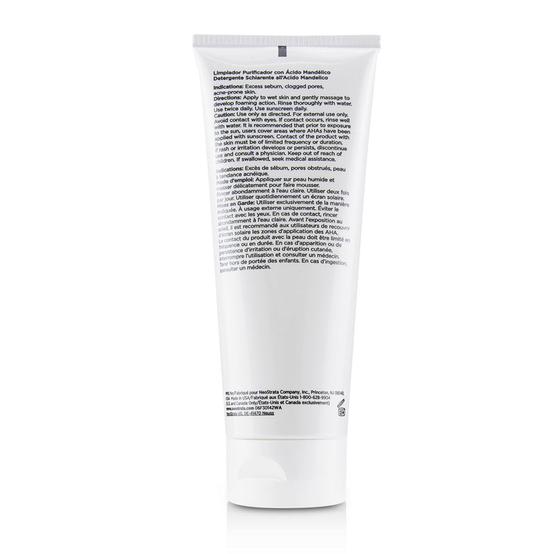 Clarify Mandelic Clarifying Cleanser 4% Pha/Aha 240361