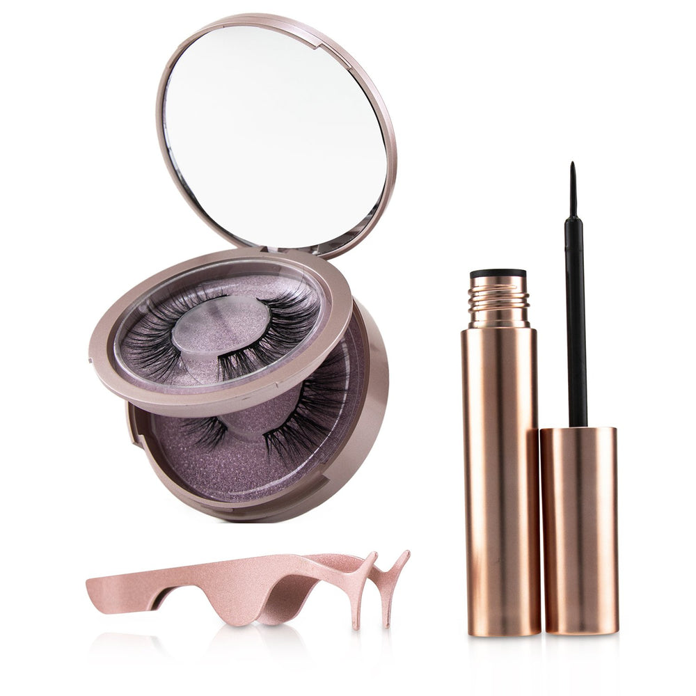 Magnetic Eyeliner & Eyelash Kit # Attraction 240454