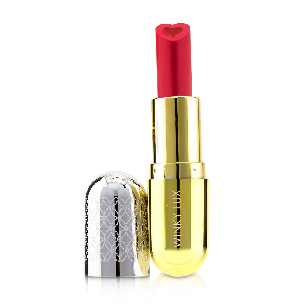 Steal My Heart Lipstick   # Kiss Me (Red)