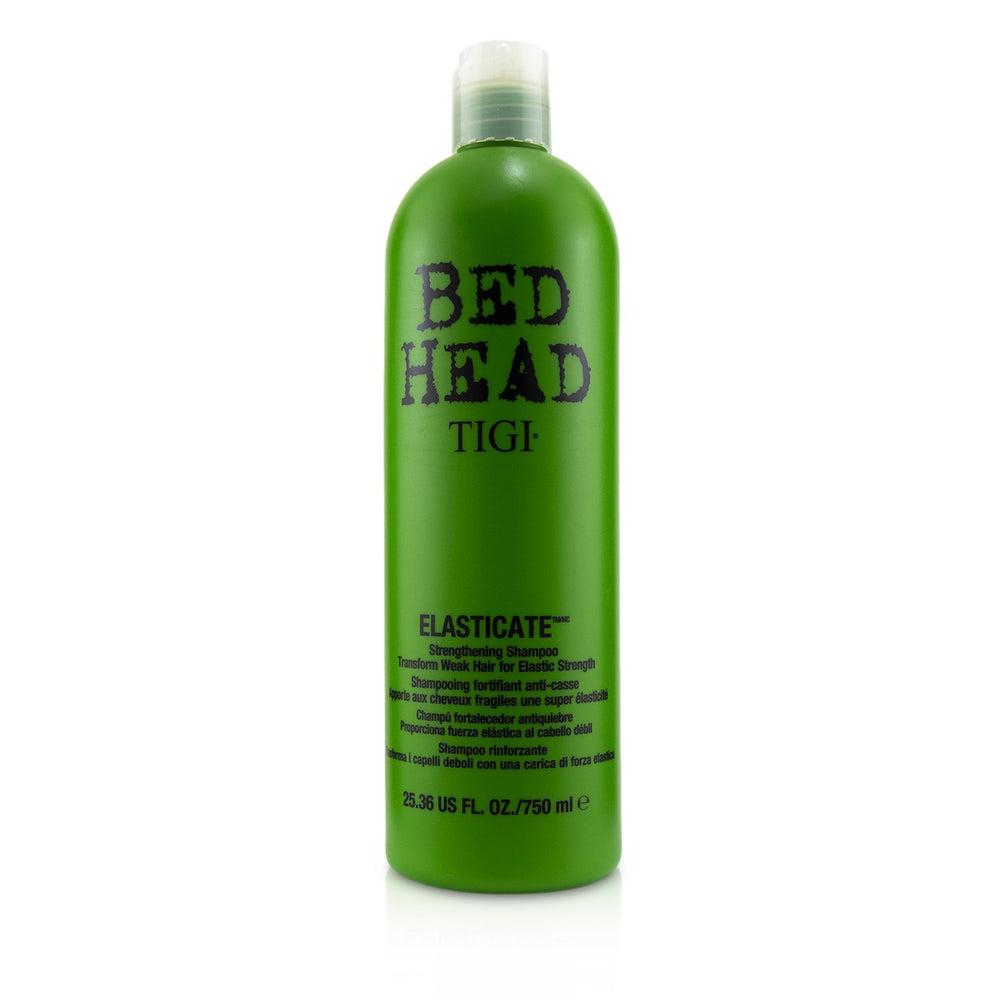 Load image into Gallery viewer, Bed Head Elasticate Strengthening Shampoo (Transform Weak Hair For Elastic Strength)