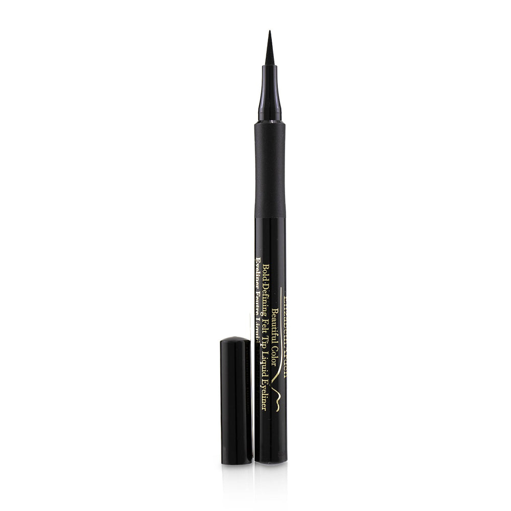 Beautiful Colour Bold Defining Felt Tip Liquid Eyeliner   # 01 Seriously Black