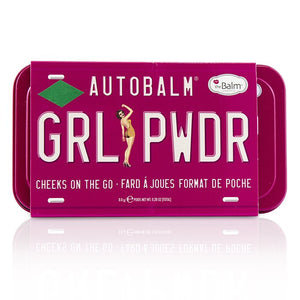 Autobalm Cheeks On The Go Palette (4x Cheek Colour)   # Grl Pwdr