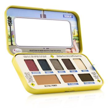 Autobalm Shadows On The Go Palette (1x Eye Primer, 7x Eyeshadow) - # Pic Perf