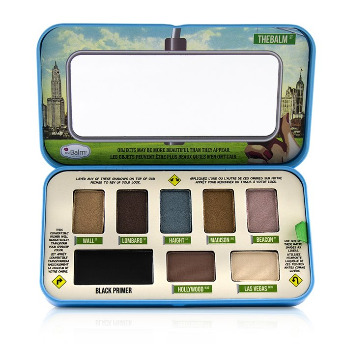 Load image into Gallery viewer, Autobalm Shadows On The Go Palette (1x Eye Primer, 7x Eyeshadow) # Day 2 Nite 241925