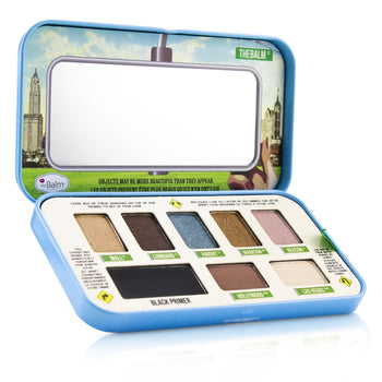 Autobalm Shadows On The Go Palette (1x Eye Primer, 7x Eyeshadow) - # Day 2 Nite
