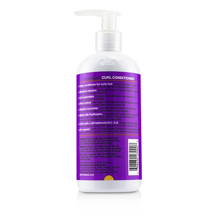 Curls Curl Conditioner (Ultra Moisturizing For Curl Hair)