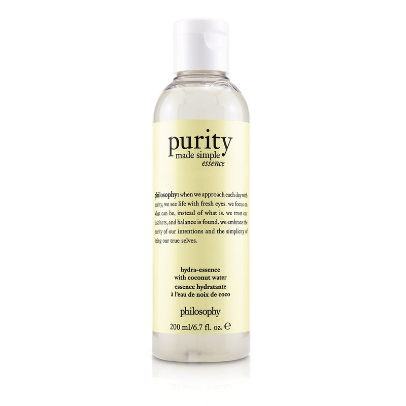 Purity Made Simple Hydra Essence With Coconut Water 242081
