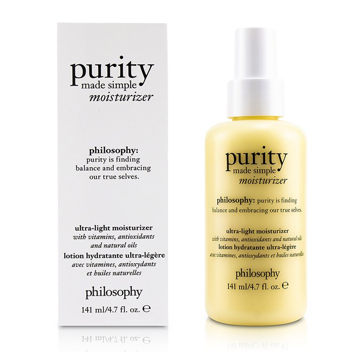 Purity Made Simple Ultra Light Moisturizer 242086
