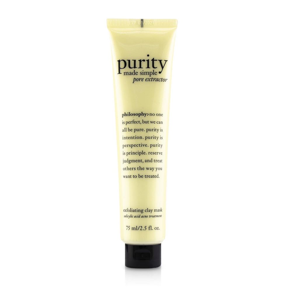 Purity Made Simple Pore Extractor Exfoliating Clay Mask 242087