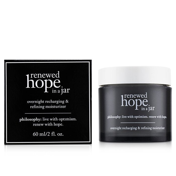 Renewed Hope In A Jar Overnight Recharging & Refining Moisturizer 242089