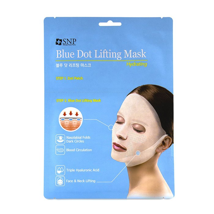 Blue Dot Lifting Mask (Hydrating) 242198