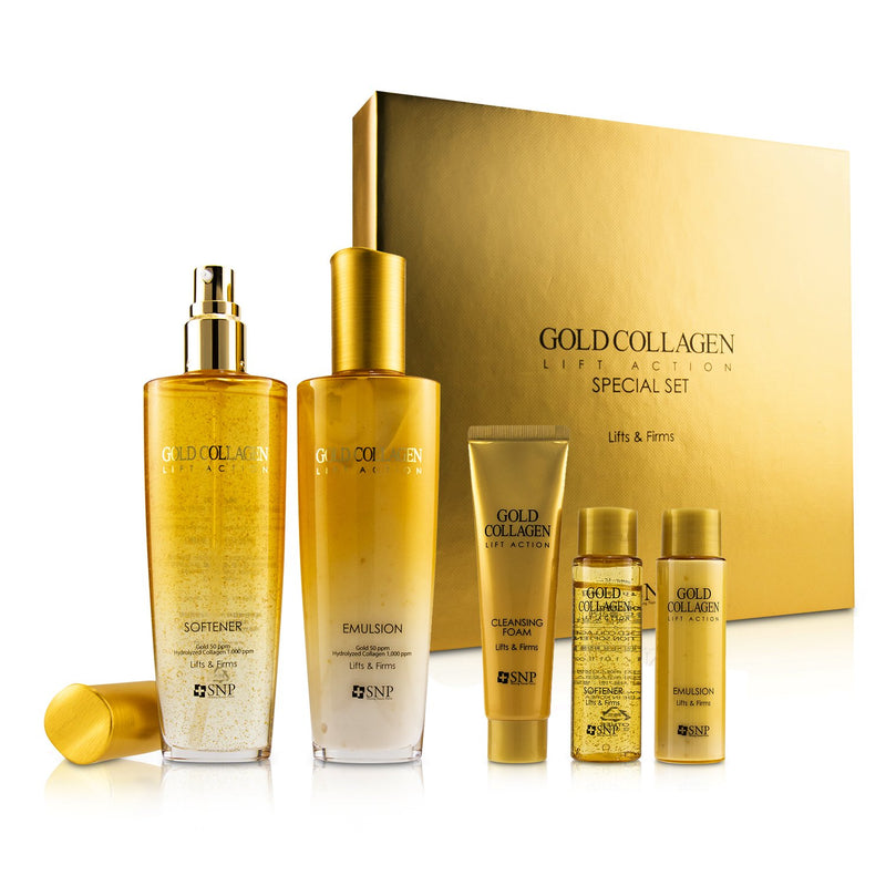 Gold Collagen Lift Action Special Set Lifts & Firms 242205