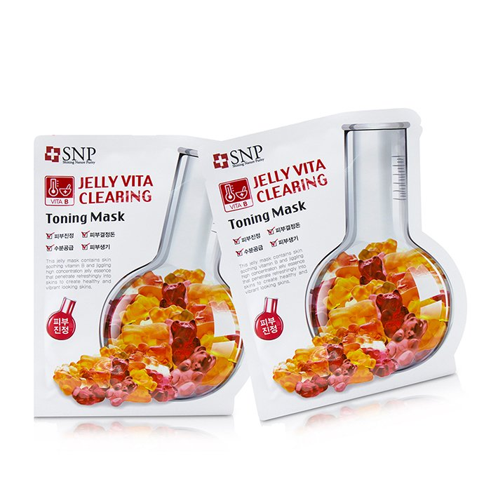 Jelly Vita Clearing Toning Mask (Vitamin B) 242231