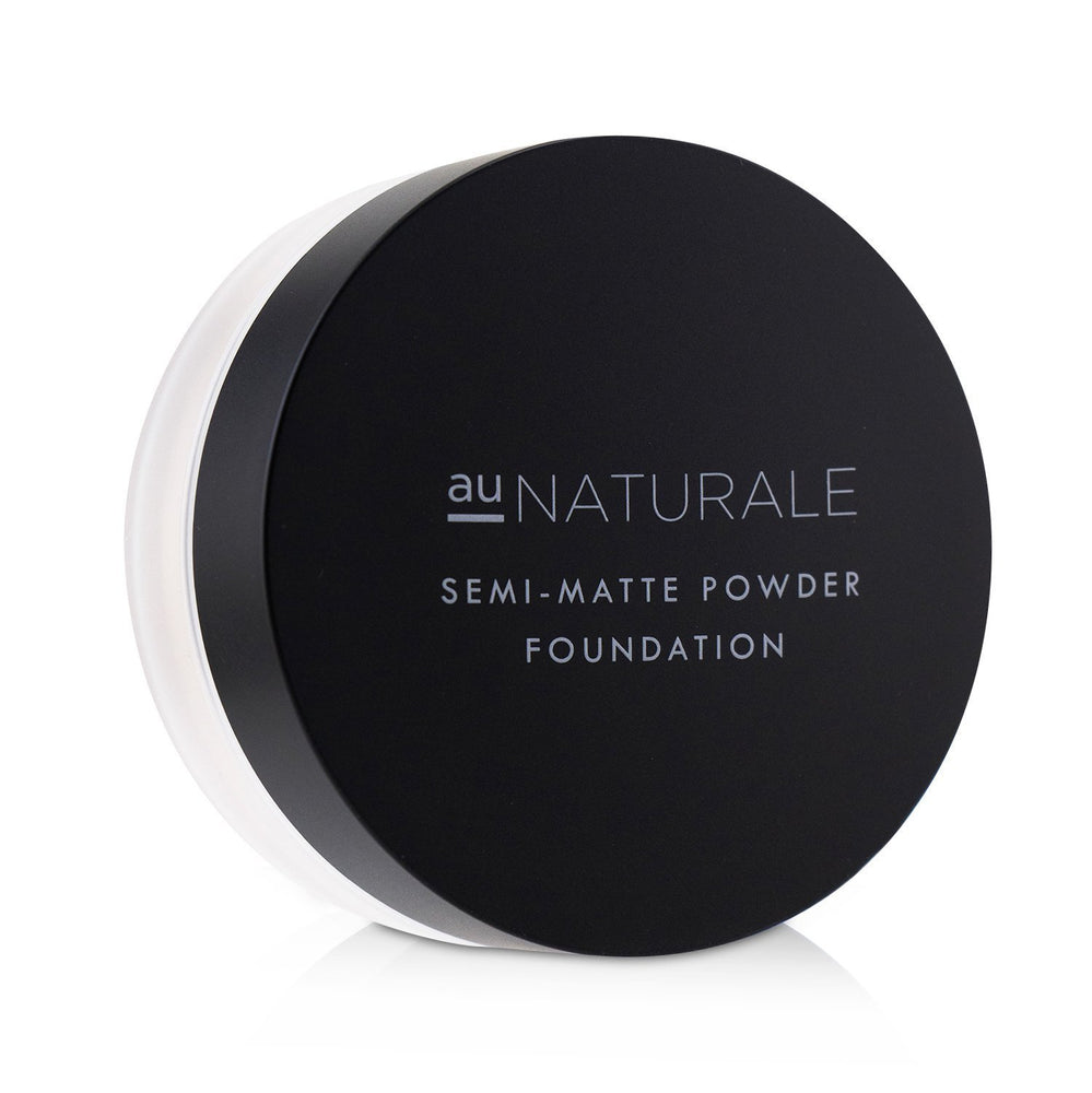 Semi Matte Powder Foundation # Honey 242382