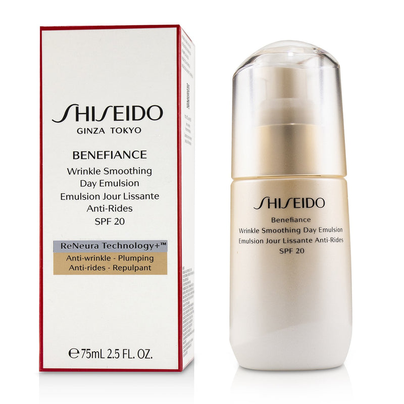 Benefiance Wrinkle Smoothing Day Emulsion Spf 20 242774