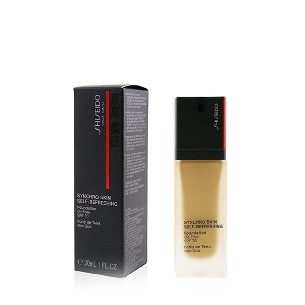 Synchro Skin Self Refreshing Foundation Spf 30   # 420 Bronze