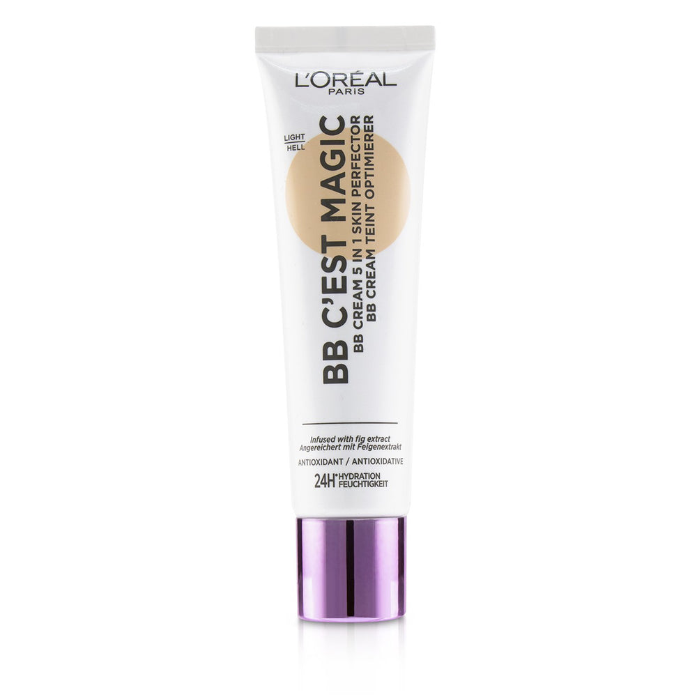 Bb C'est Magic Bb Cream 5 In 1 Skin Perfector   # Light