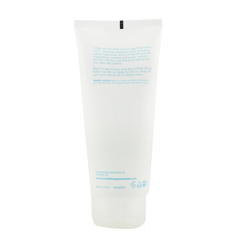 Revive Body Lotion 243160