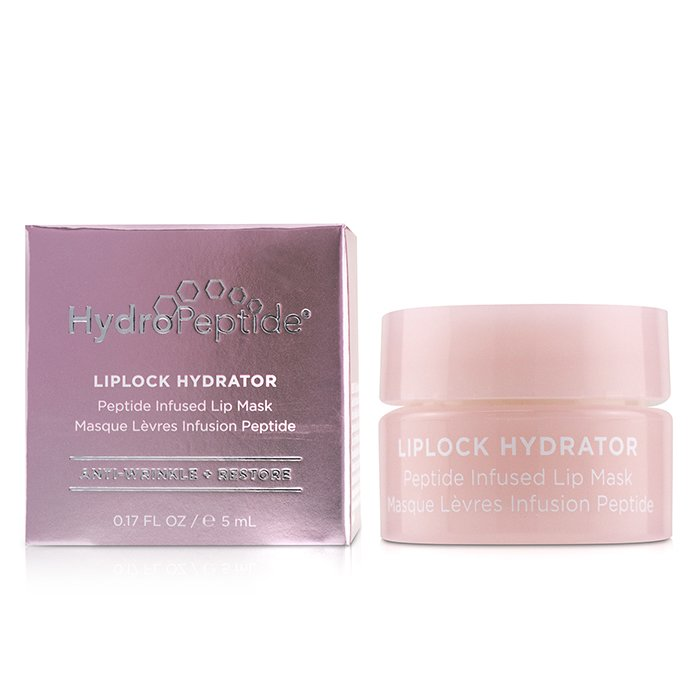 Liplock Hydrator Peptide Infused Lip Mask 243224
