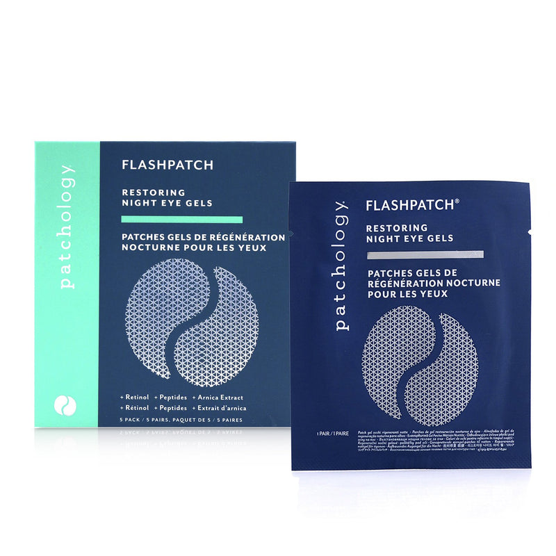 Flash Patch Eye Gels Restoring Night 243232