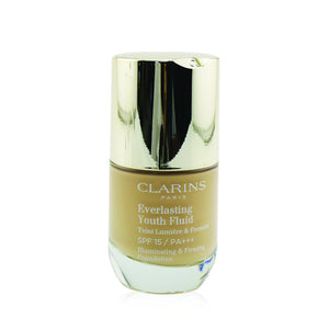 Everlasting Youth Fluid Illuminating & Firming Foundation Spf 15   # 107 Beige