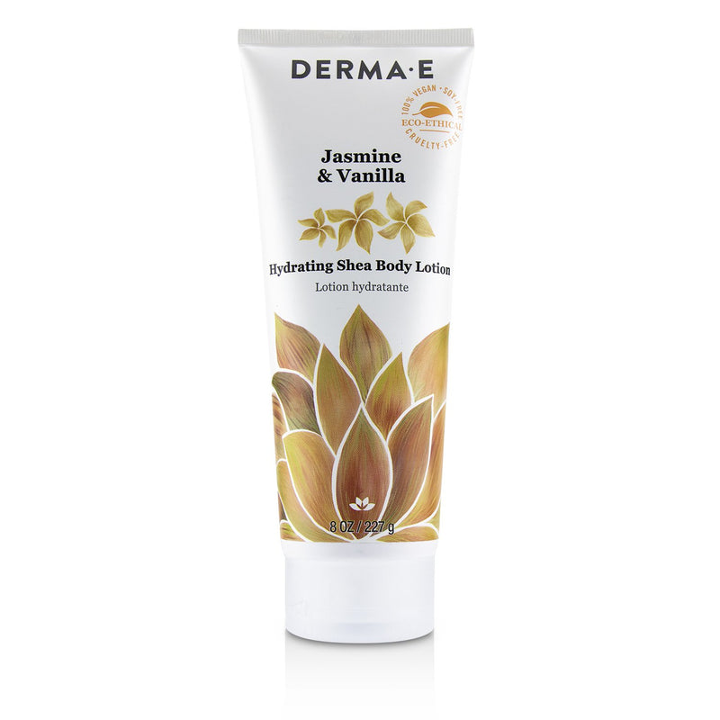 Jasmine & Vanilla Hydrating Shea Body Lotion 243343