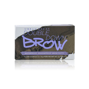 Double Down Brow # Brown Sugar (Soft Medium Brown) 243477