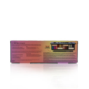 Load image into Gallery viewer, L.A. Cover Shot Eye Palette (16x Eyeshadow 0.775g/0.026oz + 1x Eye Liner 1.2g/0.04oz 243774