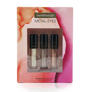 Metal Eyes Gen Nude Metallic Liquid Eyeshadow Trio 243988
