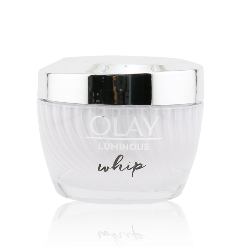 Luminous Whip Active Moisturizer Tone & Pore Perfection Results 244091