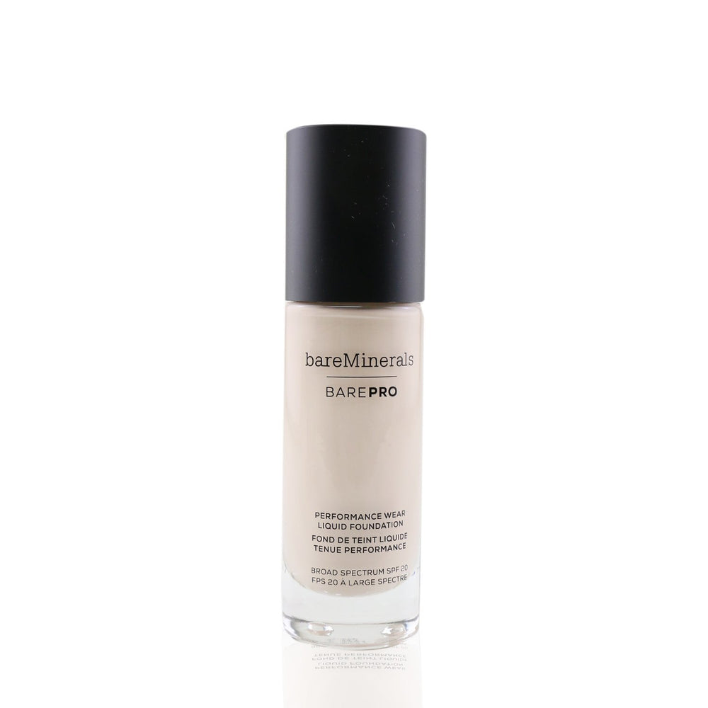 Bare Pro Performance Wear Liquid Foundation Spf20 # 0.5 Porcelain 244365