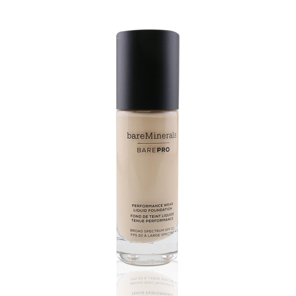 Bare Pro Performance Wear Liquid Foundation Spf20 # 7.5 Shell 244366