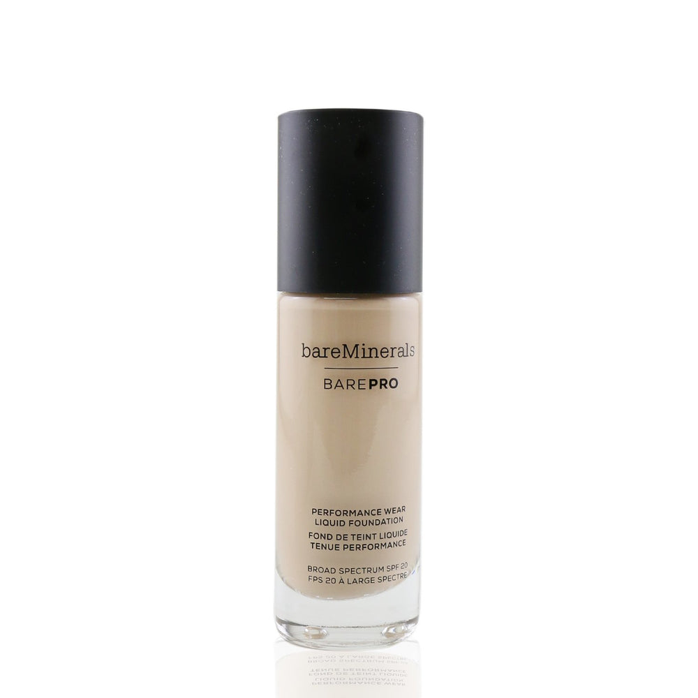 Bare Pro Performance Wear Liquid Foundation Spf20 # 9.5 Flax 244367