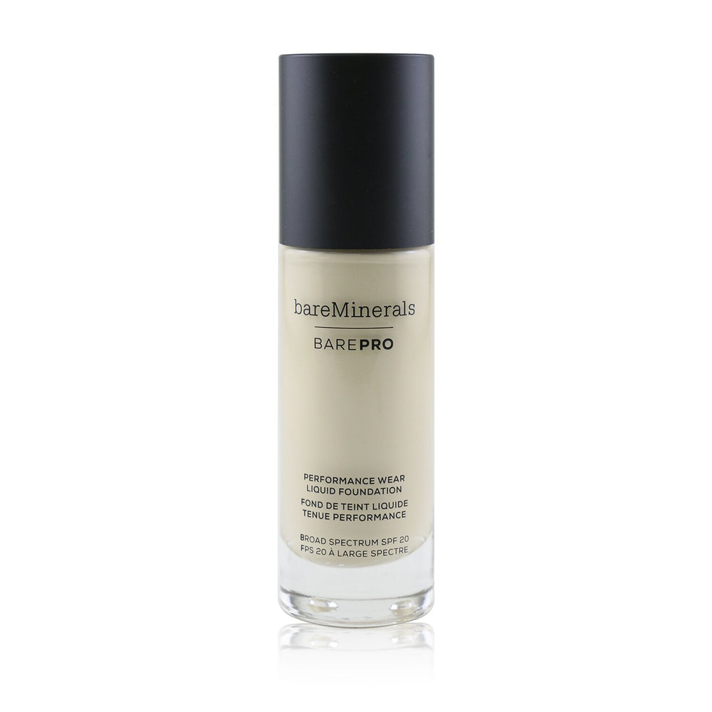 Bare Pro Performance Wear Liquid Foundation Spf20   # 02 Ivory