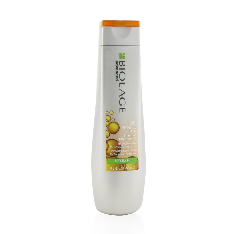 Biolage Advanced Oil Renew System Shampoo (For Dry, Porous Hair) 245205