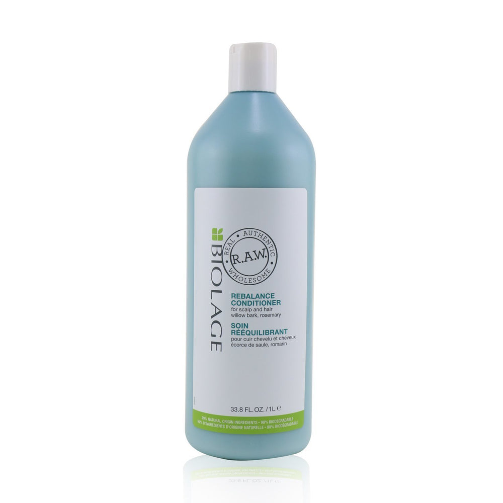 Biolage R.A.W. Scalp Care Rebalance Conditioner (For Scalp And Hair)