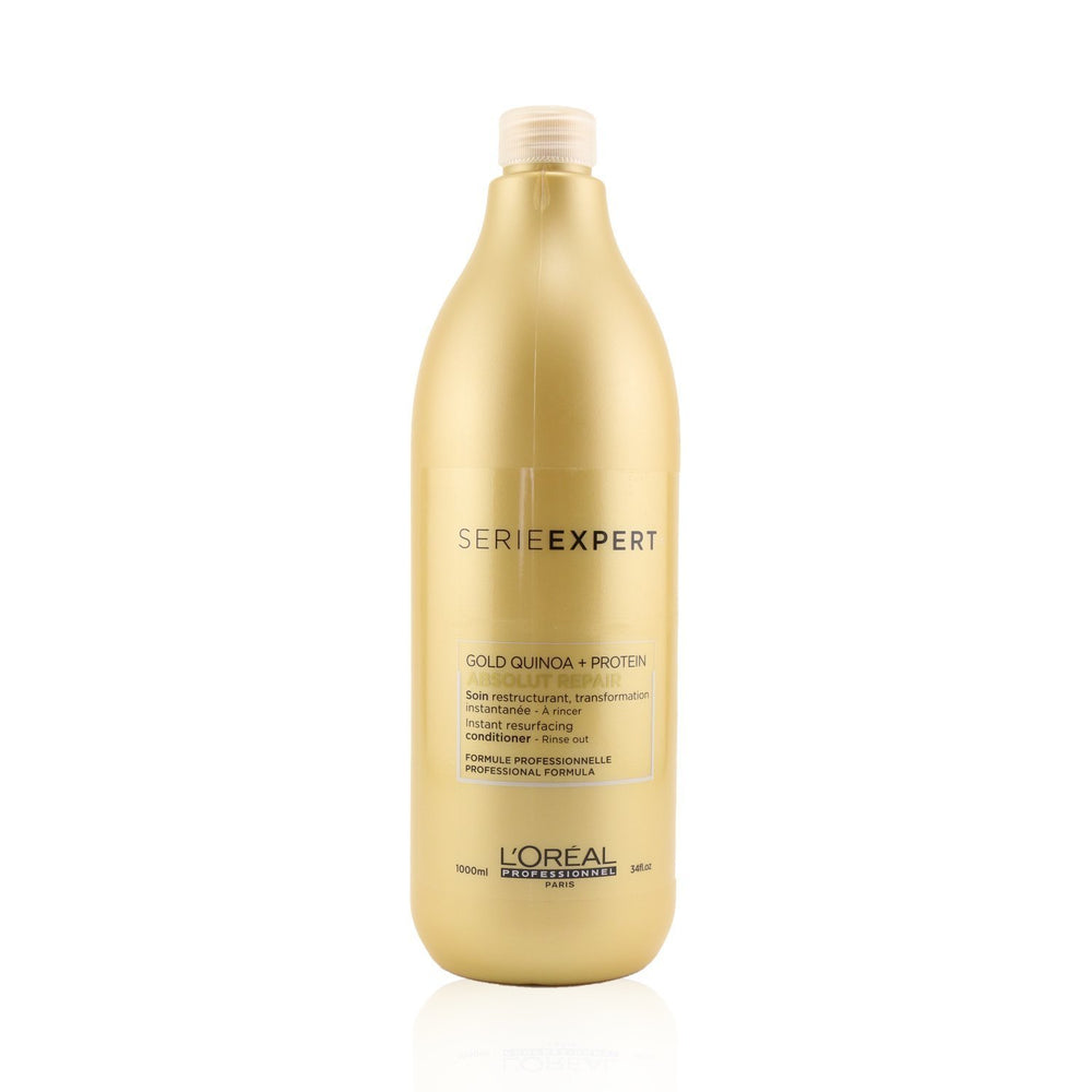 Professionnel Serie Expert   Absolut Repair Gold Quinoa + Protein Instant Resurfacing Conditioner