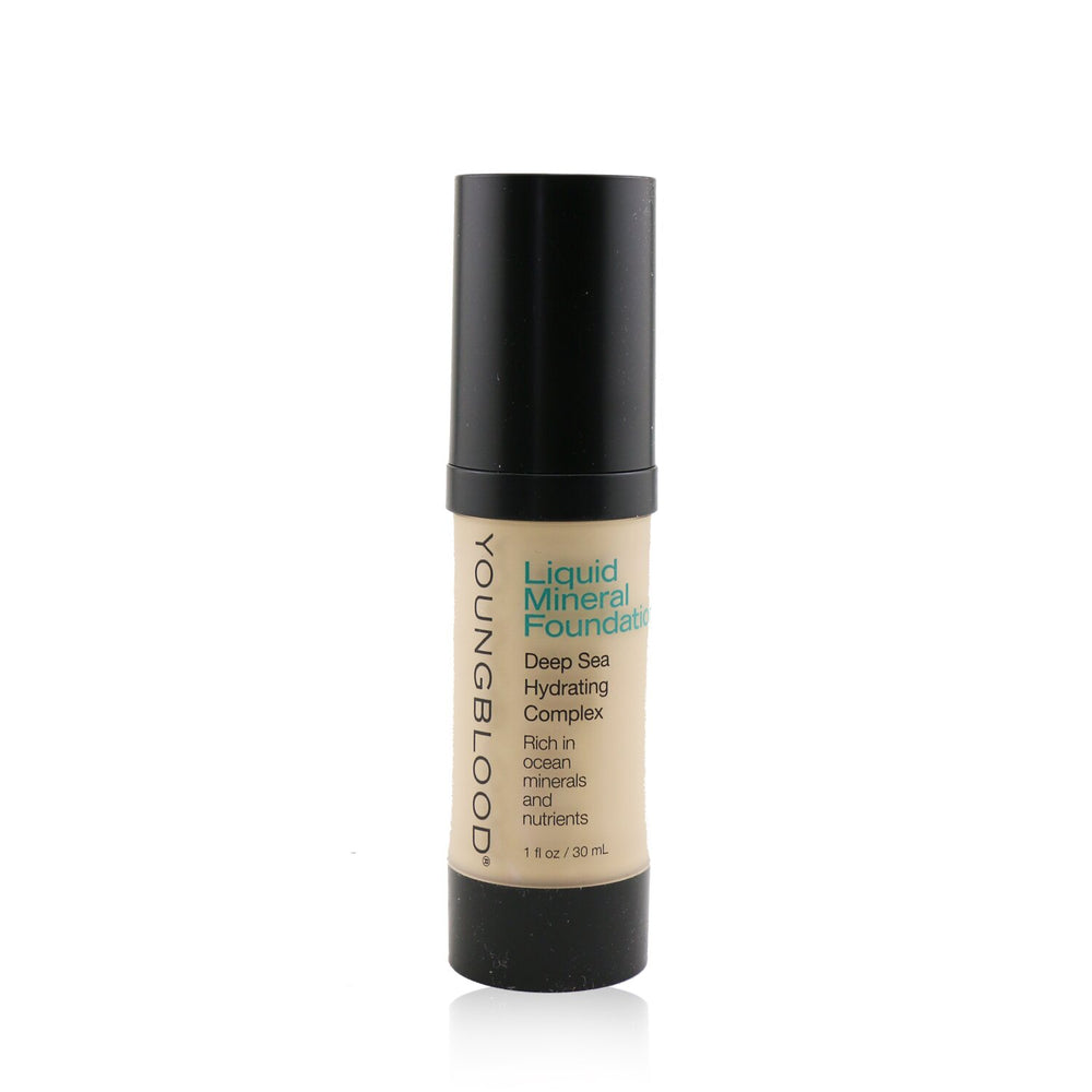 Liquid Mineral Foundation Ivory 245281