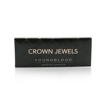 8 Well Eyeshadow Palette - # Crown Jewels