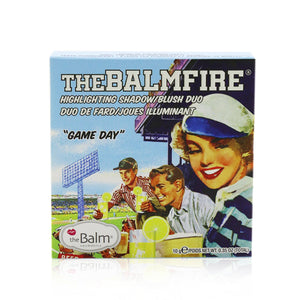 Thebalmfire (Highlighting Shadow/Blush Duo) # Game Day 245452