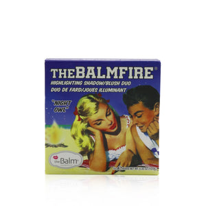 Thebalmfire (Highlighting Shadow/Blush Duo) # Night Owl 245454