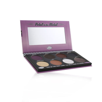 Petal To The Metal Va Va Vroom Cream Eyeshadow Palette (8x Eyeshadow) - # Shift Into Neutral