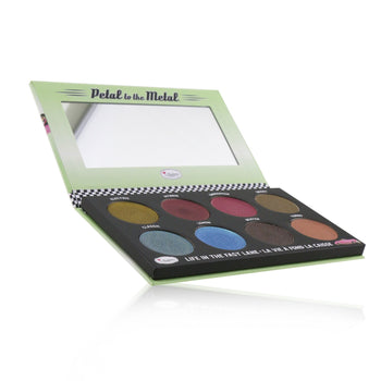 Petal To The Metal Va Va Vroom Cream Eyeshadow Palette (8x Eyeshadow) - # Shift Into Overdrive