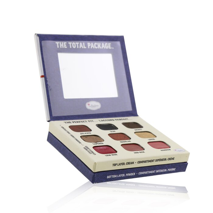 The Total Package Pocket Sized Palette