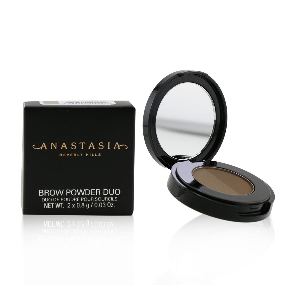 Brow Powder Duo   # Soft Brown