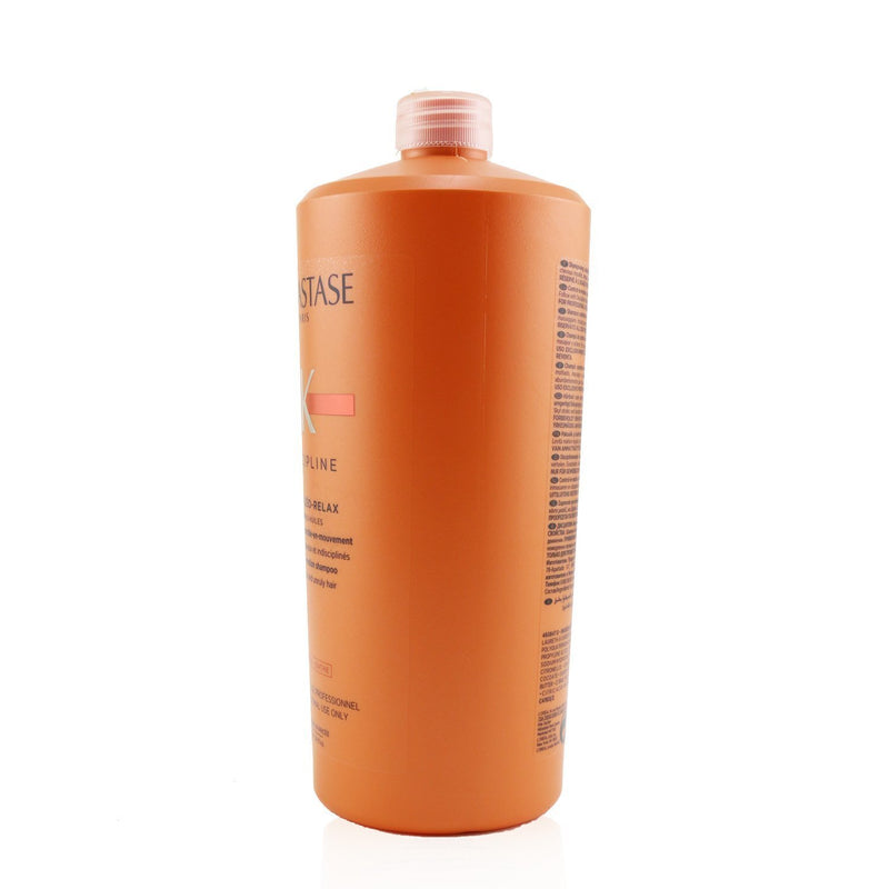 Discipline Bain Oleo Relax Control In Motion Shampoo (Voluminous And Unruly Hair) 245647