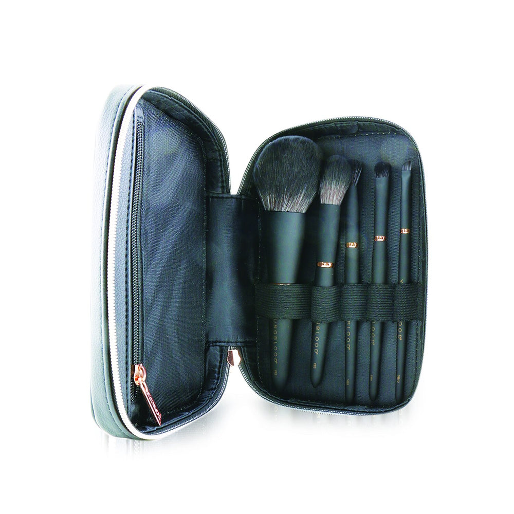 Jet Set 5pc Makeup Brush Kit