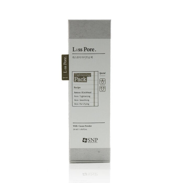 Snp Less Pore Tightening Pack 245804